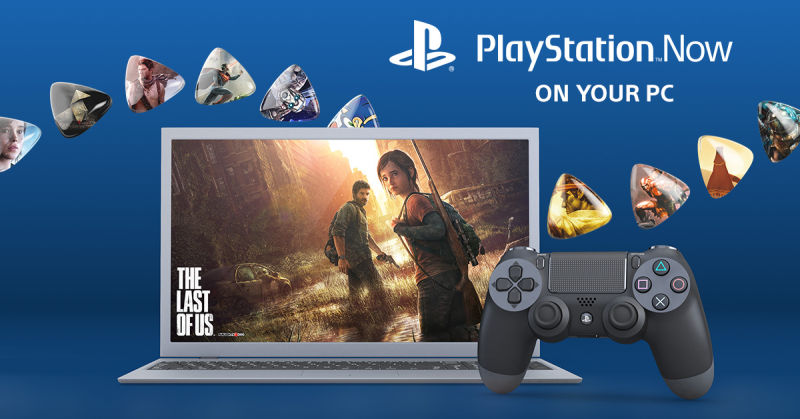 PS Now on PC is official!