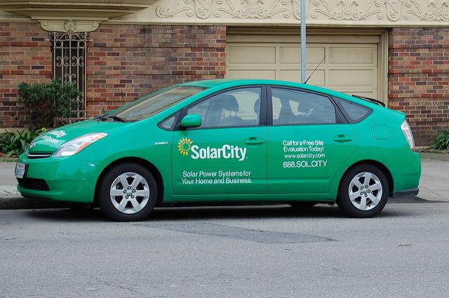 Antitrust regulators approve Tesla deal to buy SolarCity