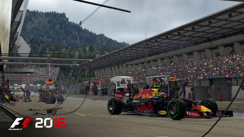 F1 2016 review: Just like the real thing, except not boring