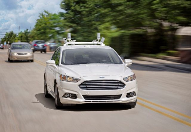 Ford to mass-produce a completely self-driving car within five years