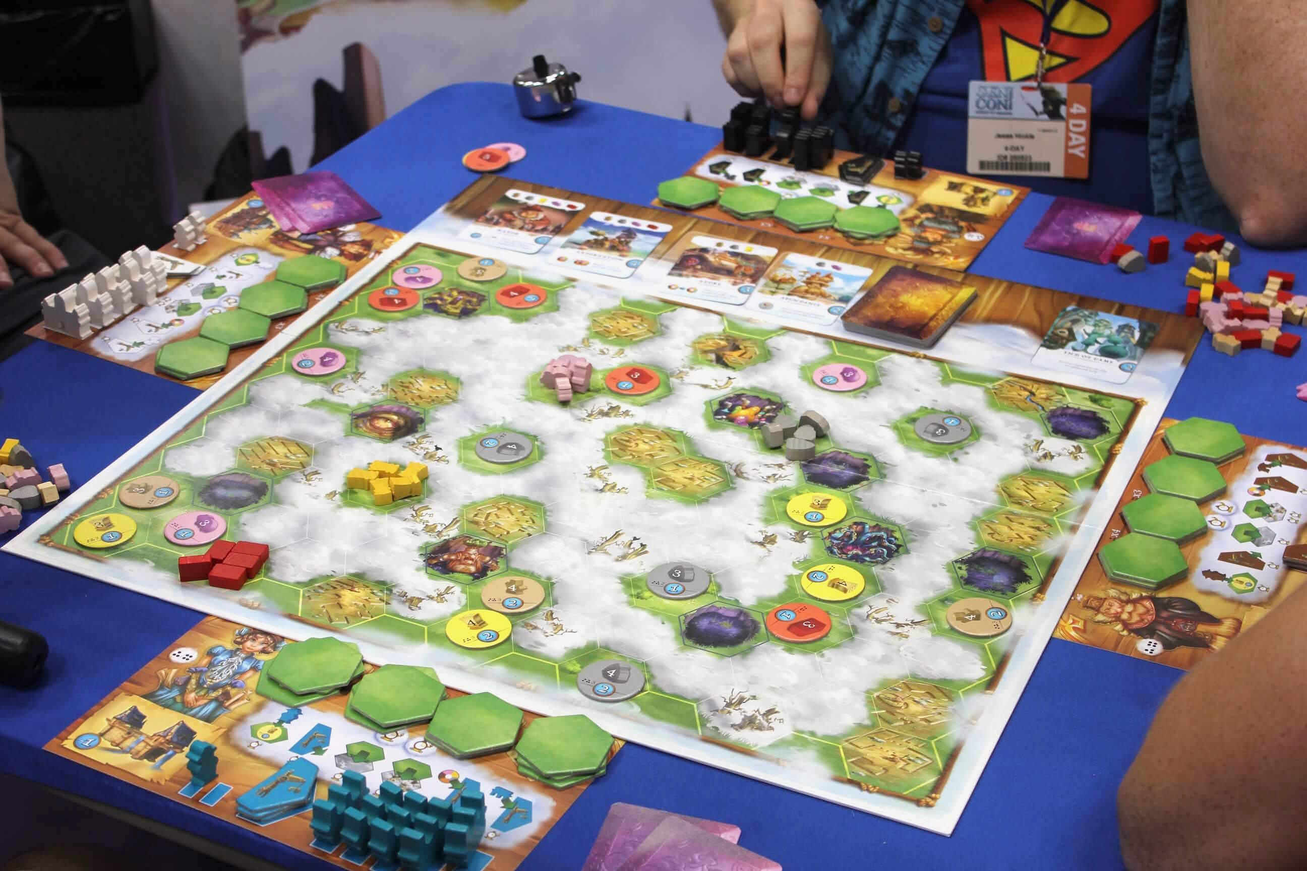 how to create a new board game