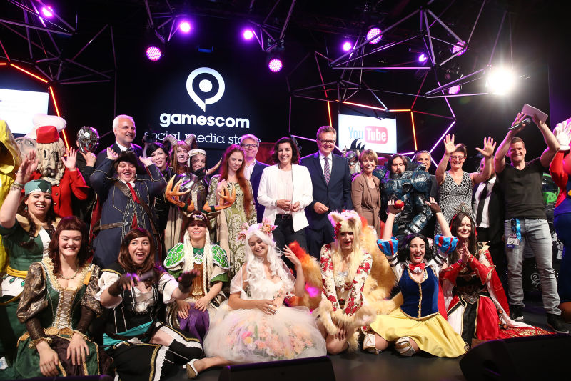What you missed at Gamescom 2016