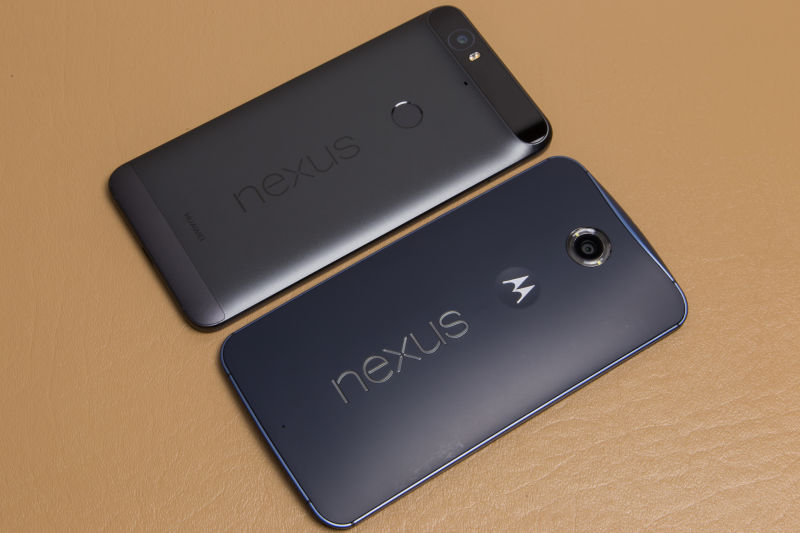 If you're impatient and your Nexus phone or tablet isn't already downloading Nougat, these files can help you out.