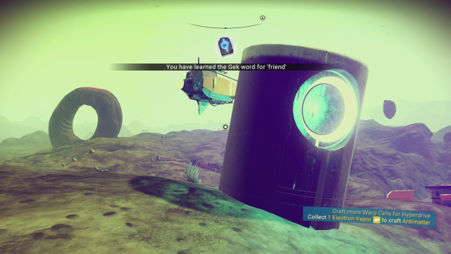 No Man's Sky review: Total eclipse of the galaxy's heart