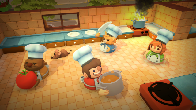 Overcooked review: Meet the new couch co-op champion