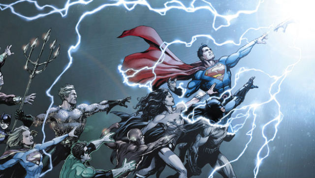 The saga of DC's never-ending universe