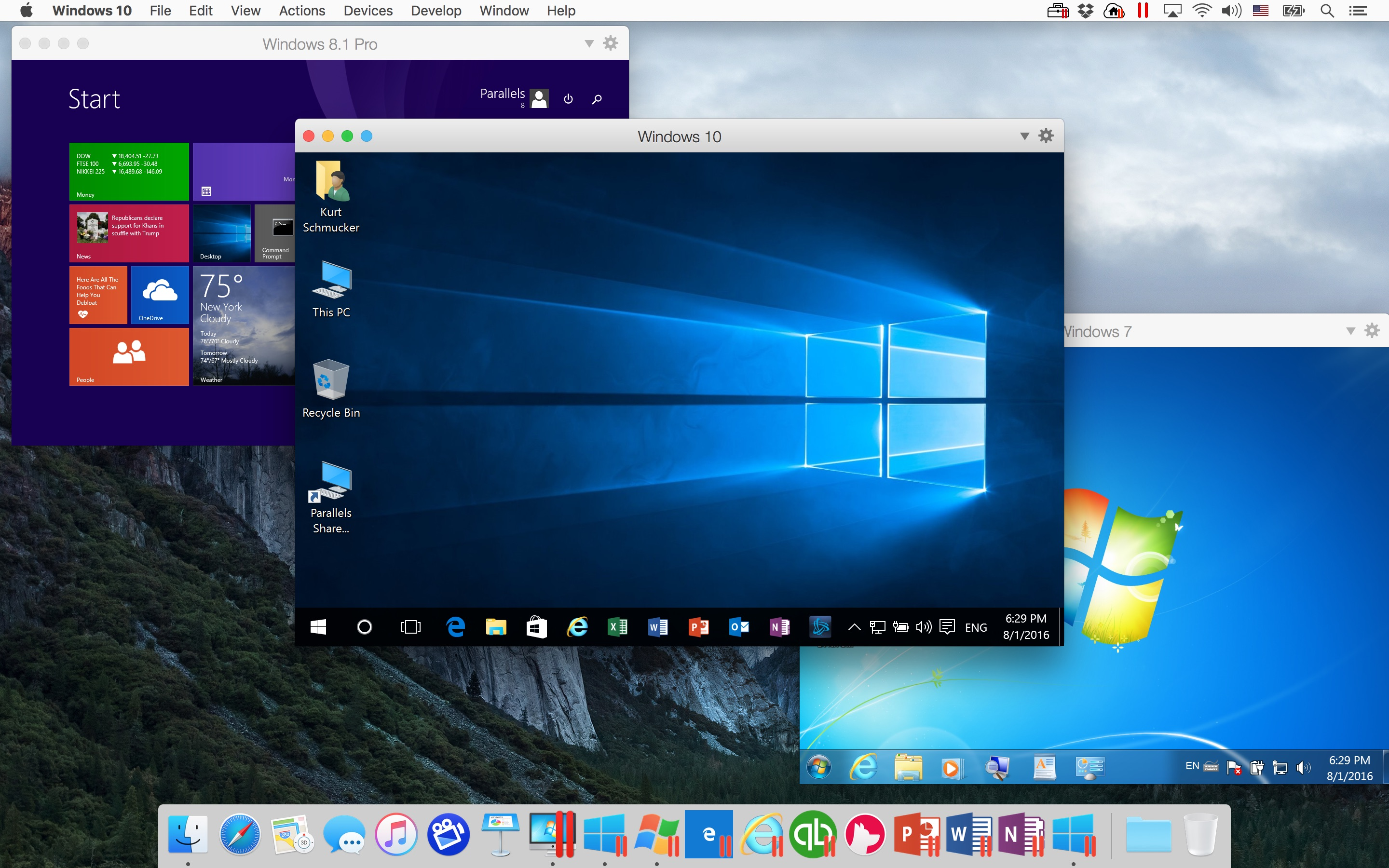 Image result for parallels desktop