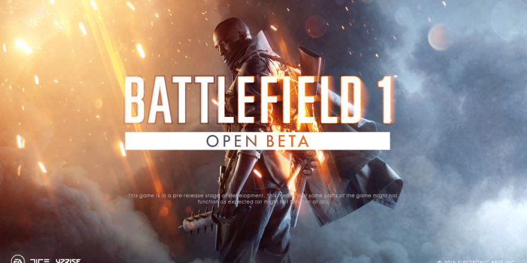 battlefield 1 beta ende