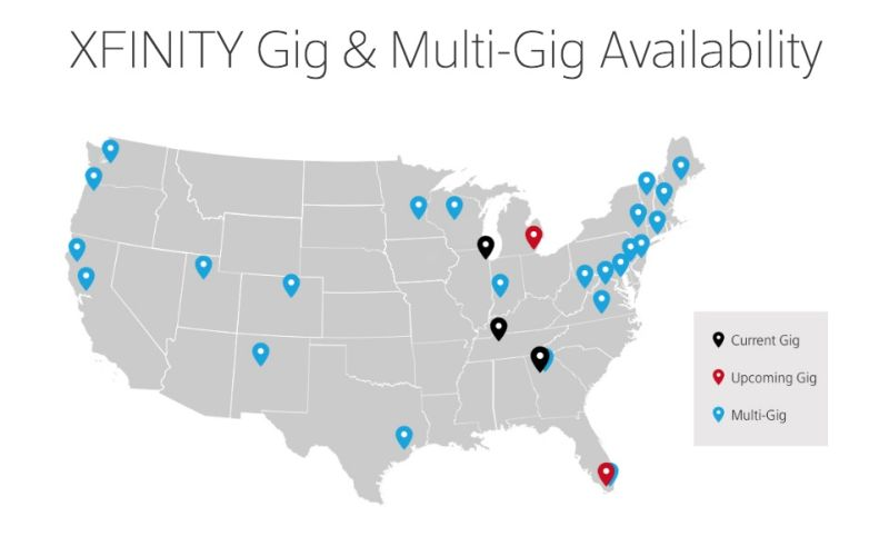 Comcast will offer $70 gigabit Internet in Chicago after all [Updated]