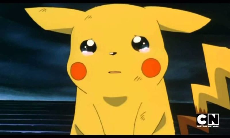 Don't cry, Pikachu. Millions of people still want to catch you!