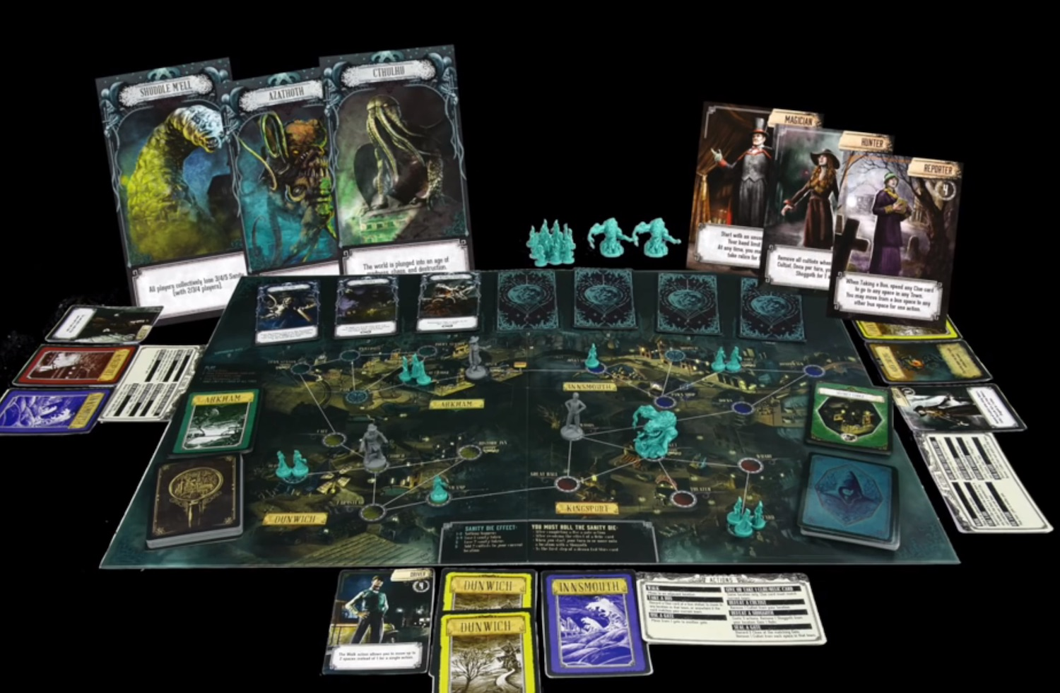 New Box Games : The hottest new board games from gen con ars technica