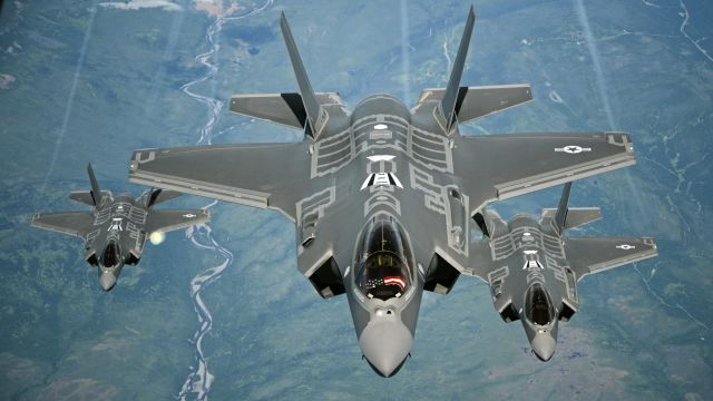The F-35 is the latest descendant of Have Blue.
