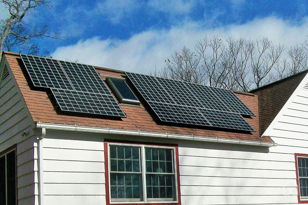 From The Sweethome: The solar power system we'd get for ourselves