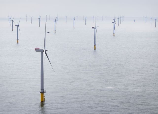European offshore wind farms have made big US projects possible.
