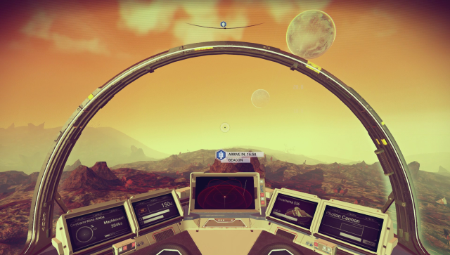 No Man's Sky is a game about photography... it just doesn't know it