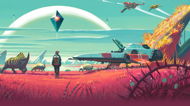 No Man's Sky patch removes exploits, dramatically changes the game