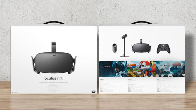 Oculus Rift arrives in UK shops: Here's how to try it out