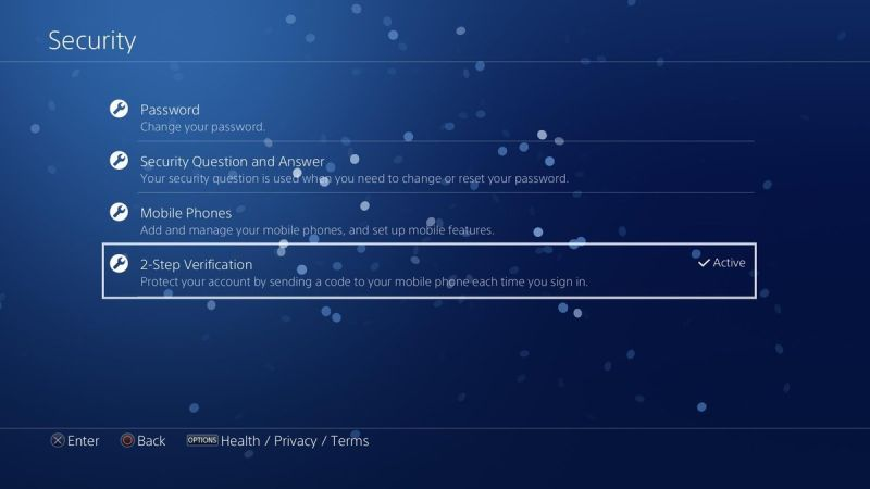 Go protect your PSN account with two-factor security before it's too late