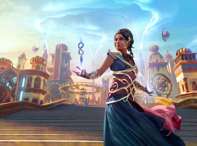 Kaladesh review: Skyships, dwarves, and steampunk in Magic's new expansion