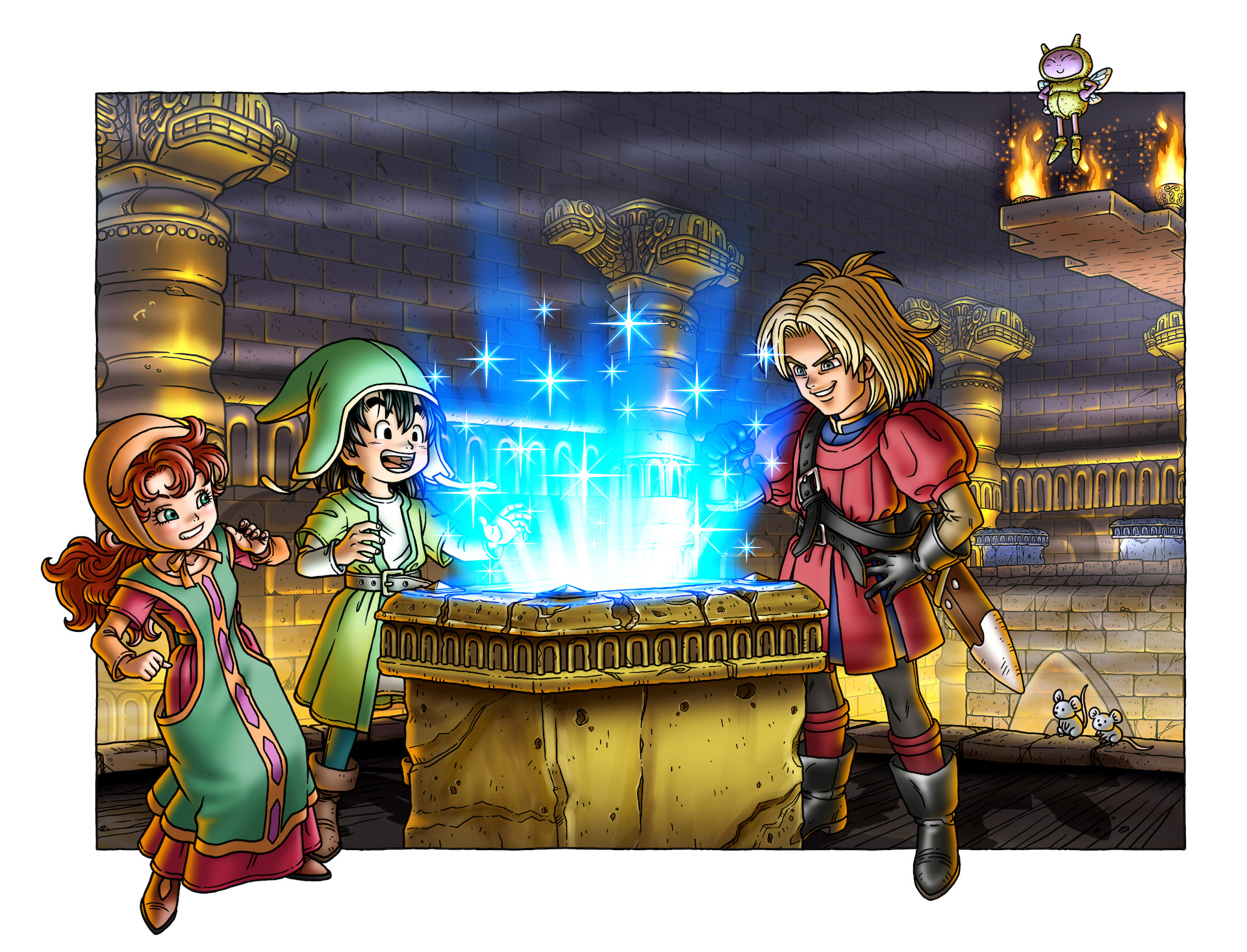 Review Dragon Quest Vii Is For People Who Already Love Dragon Quest Ars Technica