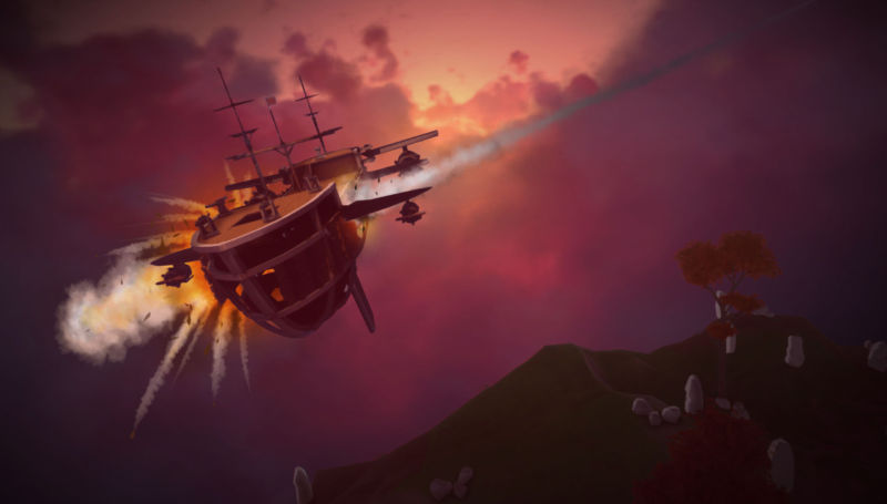 Worlds Adrift: The future of MMOs or an improbable tech dream?