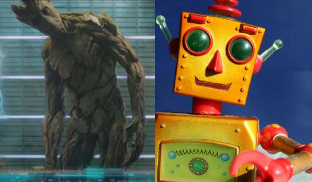 Author's interpretation of the two kaiju in <em>Colossal</em>.