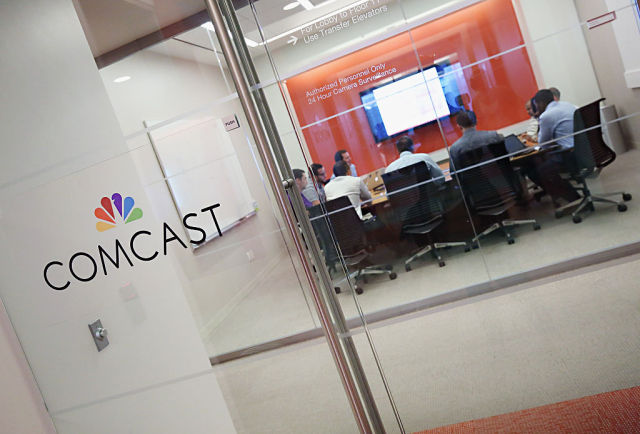 Comcast offices in Philadelphia, Pennsylvania.
