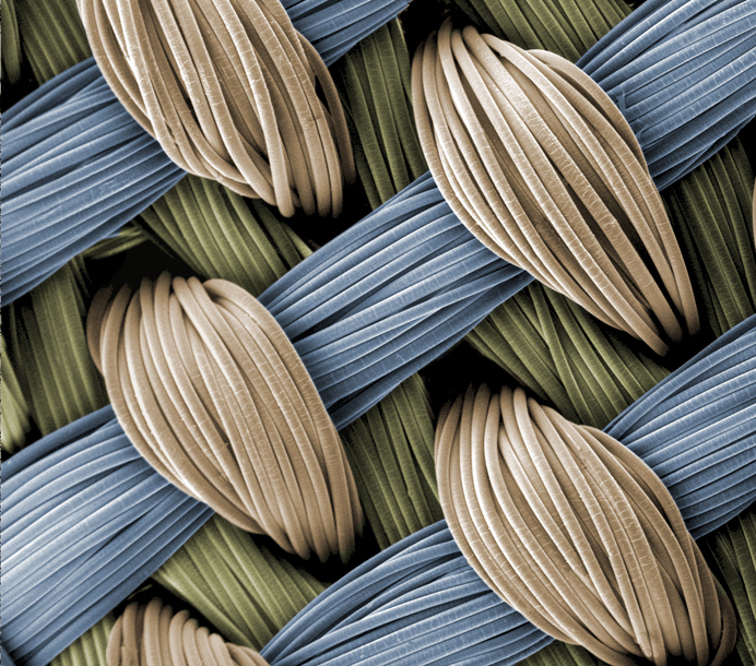 New fabric generates electricity from sunlight and wind