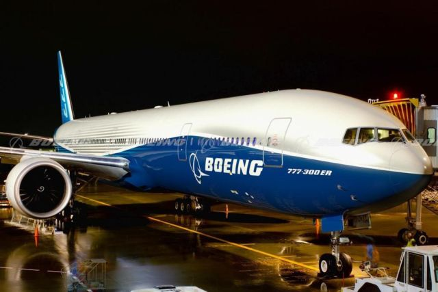 A new Boeing 777-300ER will set you back $320 million—so it's <em>more expensive</em> than Musk's initial cost estimate of the ITS spacecraft.