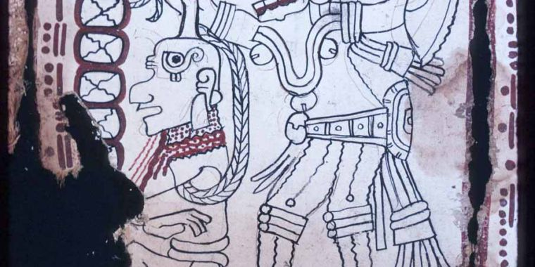 Confirmed: Mysterious ancient Maya book, Grolier Codex, is genuine
