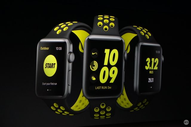 Apple Watch Nike Plus.
