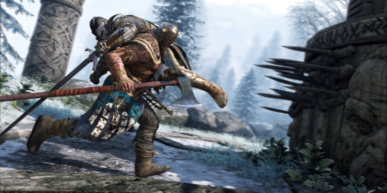 photo image Analysis: For Honor unlocks cost $730 (or 5,200 hours)