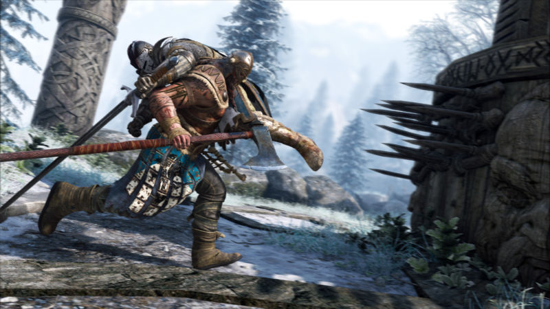 Analysis: For Honor unlocks cost $730 (or 5,200 hours)