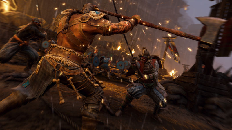 Ubisoft rebalances For Honor's unlockables amid outcry