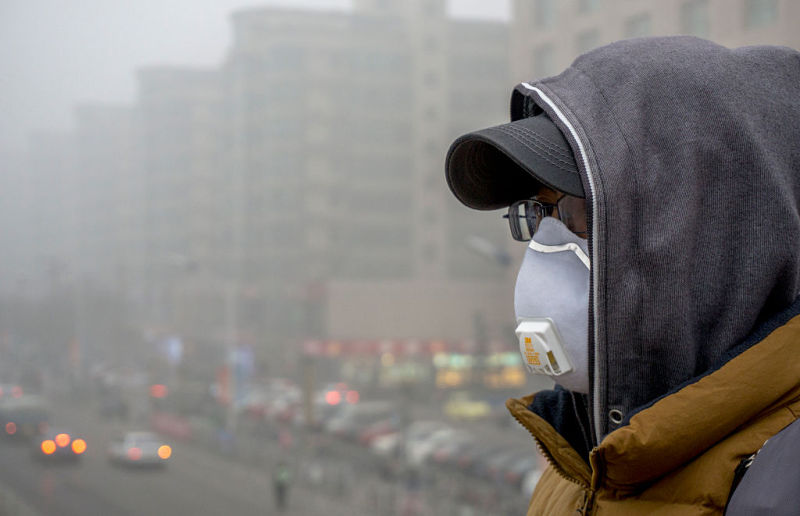 Your brain is sponging up toxic nanomagnets from polluted air