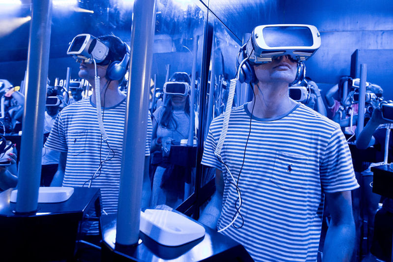 VR started with gaming—but it will take over every other industry