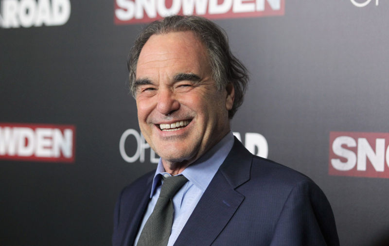 "Oliver Stone on the Snowden who graced Ars' forums: ""Now he's a different man"""