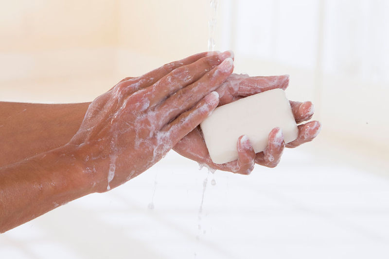 "FDA bans antibacterial soaps; ""No scientific evidence"" they're safe, effective"