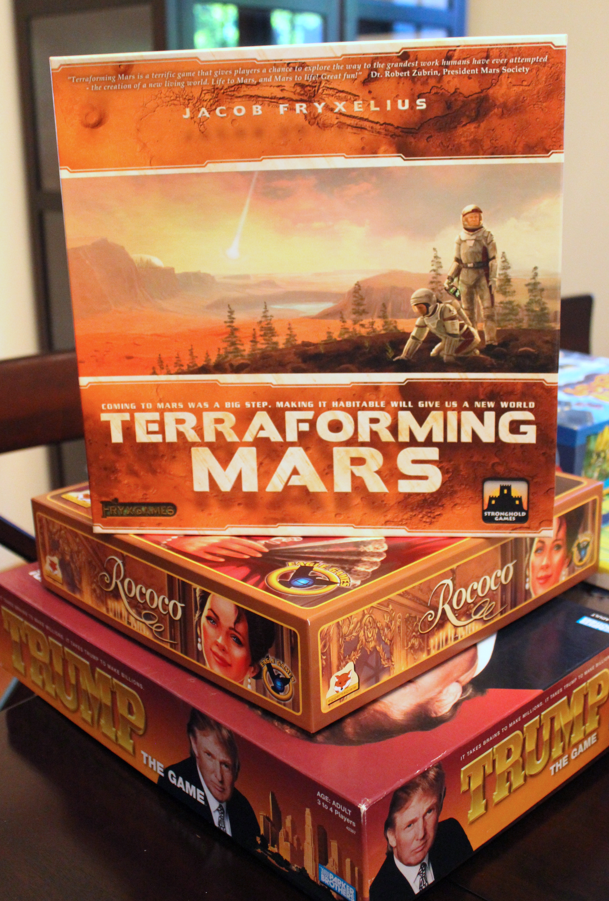 "Terraforming Mars review: Turn the ""Red Planet"" green with this amazing board game"