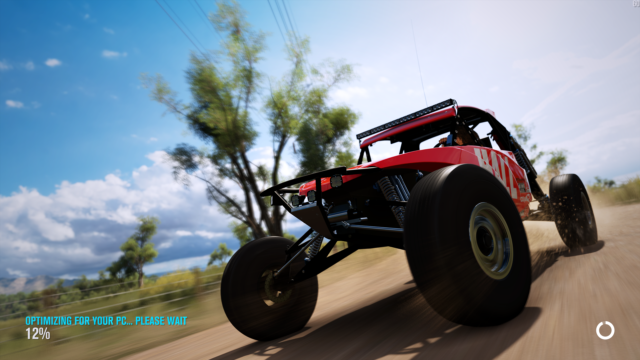 Forza Horizon 3: Performance, framerate, and 4K tests in