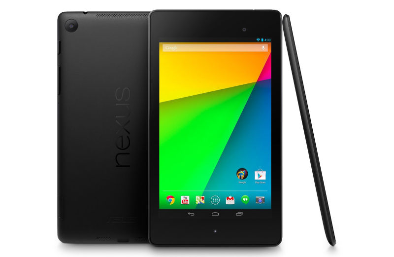 The 2013 Nexus 7.