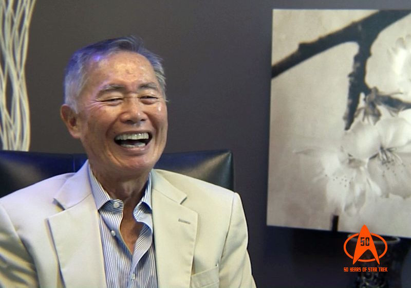 "George Takei, who played Hikaru Sulu, discusses the ridiculous ""Ultimate Fantasy"" production in an interview."