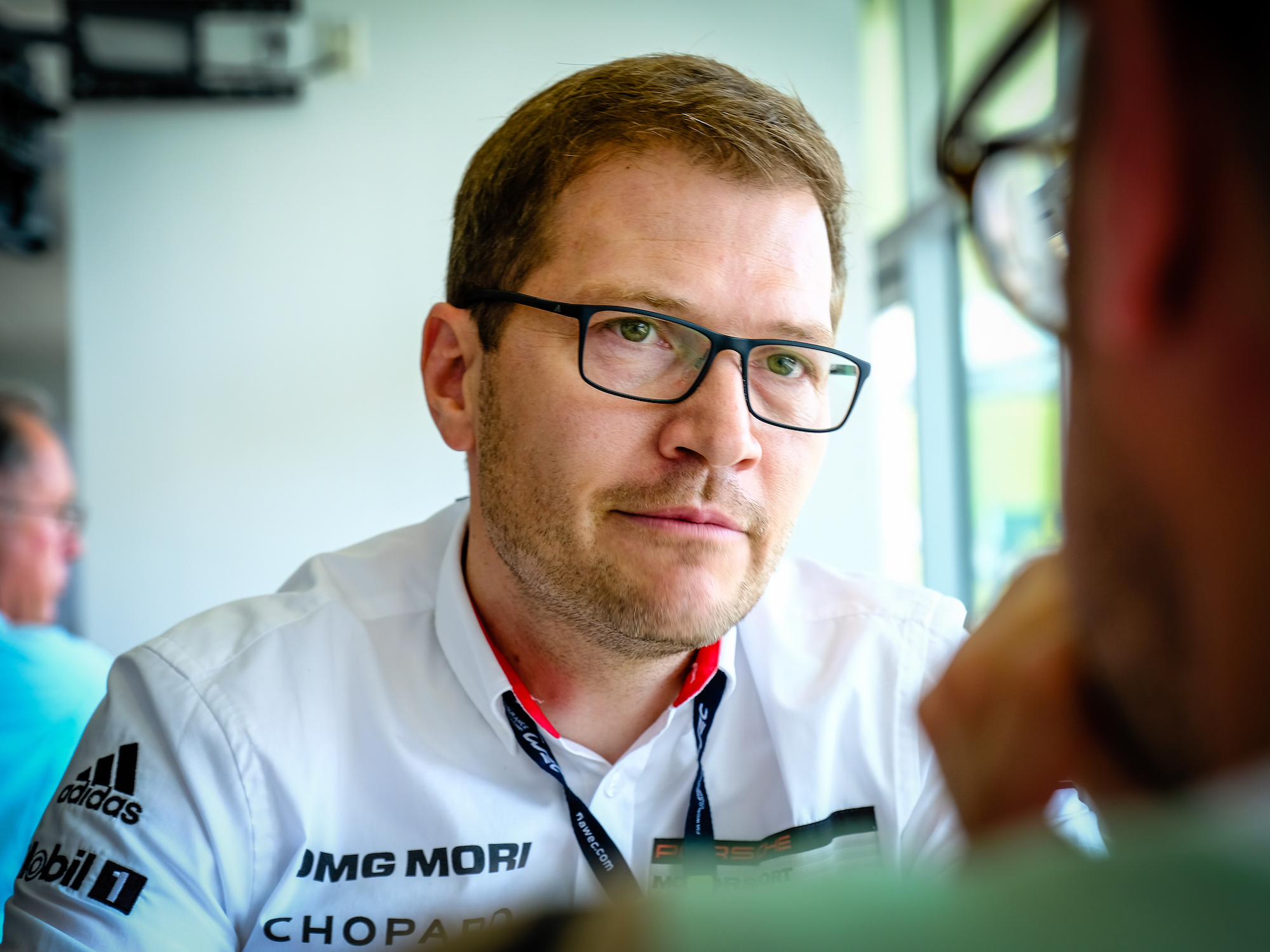 "Porsche team principal Andreas Seidl told me, ""The spirit of the team is that we question ourselves every morning what we can do better, and that's pushed us to the success we've had so far."""