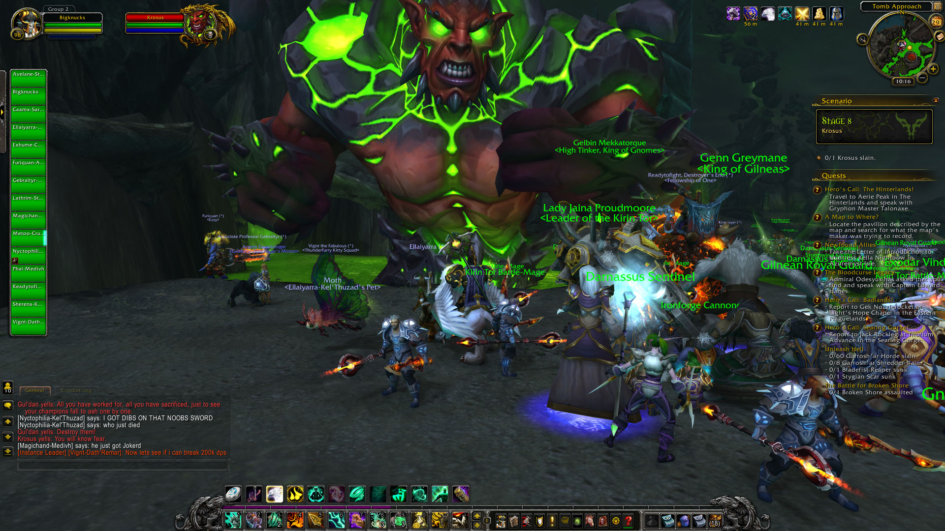 revisiting the world of warcraft, nine years after i left | ars technica