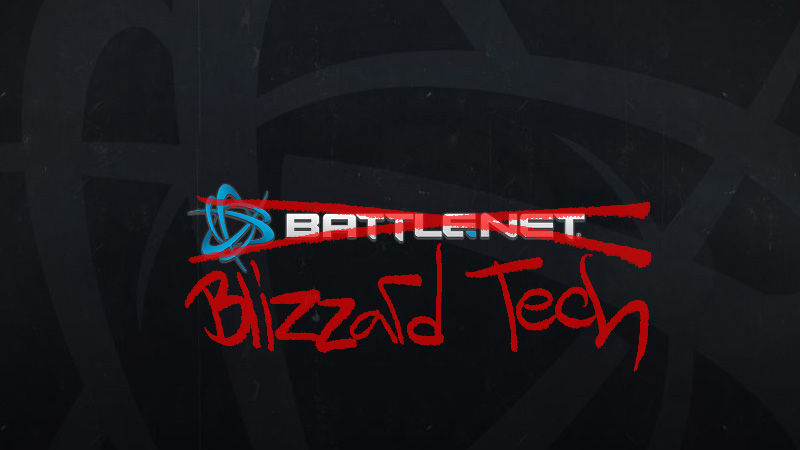 We hope Blizzard taps Ars' own Aurich Lawson for graphic-design duties on what we assume will be a new logo for the renamed Battle.net.