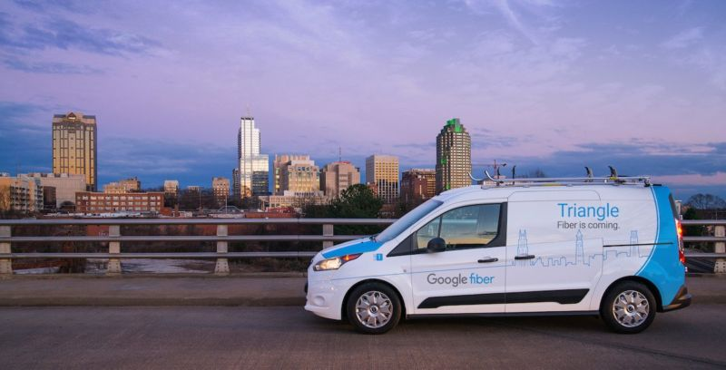 Google Fiber hits 8th metro area despite rumors of layoffs