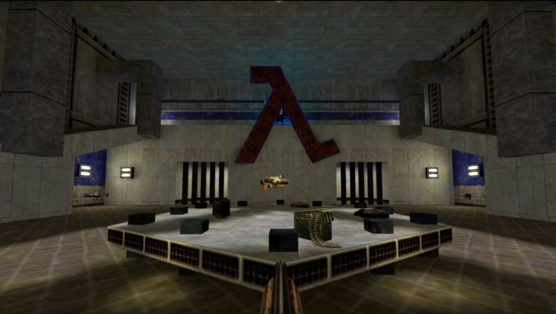 The unreleased Half-Life multiplayer mod that you can play now
