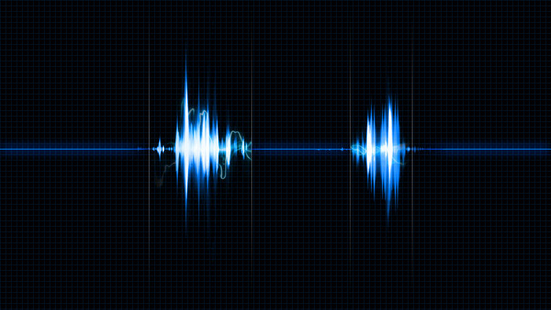 Putting optical data in sound while you decide what to do with it
