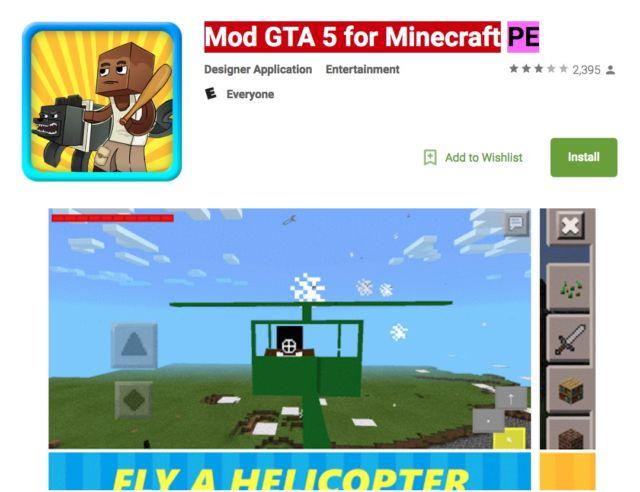 Gta server minecraft pe   GTA SA map for Minecraft PE 0 8 1  2019-05-01