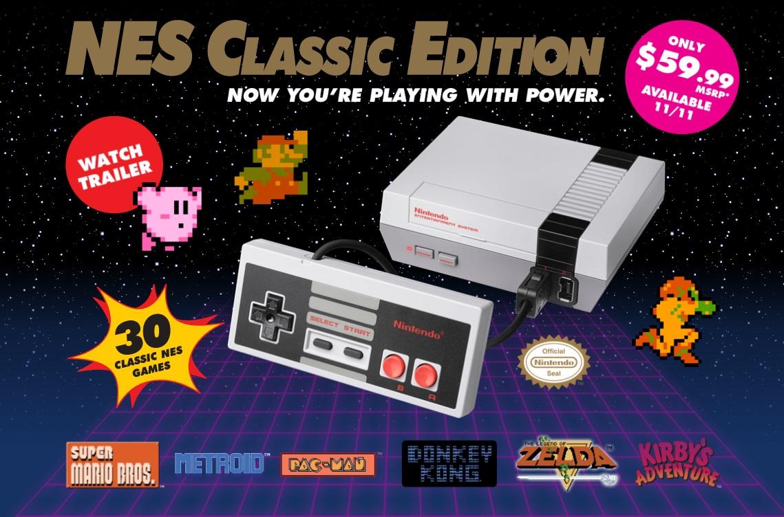 Tiny NES has tiny cord, great graphics | Ars Technica